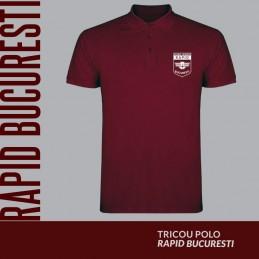 Tricou Polo- Rapid