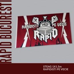 Steag Rapidisti pe vecie