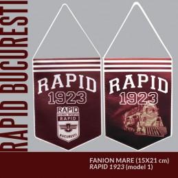 Fanion mare Rapid 1923 -...